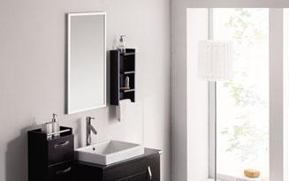 澳斯曼卫浴产品实木浴室柜AS-1533BAS-1533B