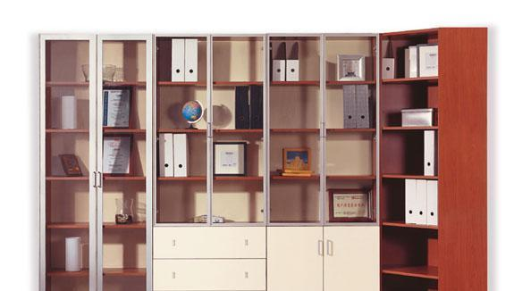 耐特利尔-红樱桃系列-书柜EK01+EK02+EK03+EK04EK01+EK02+EK03+EK0