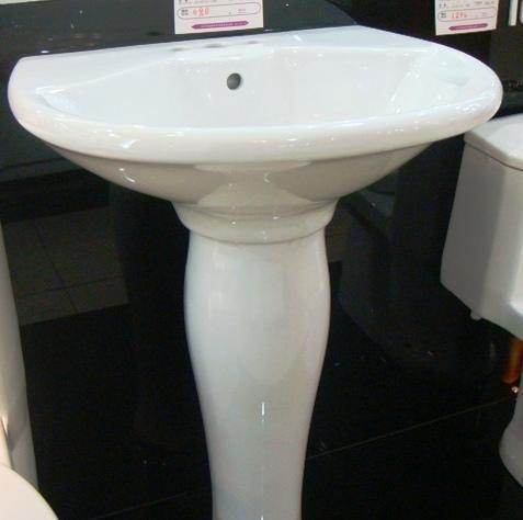 泰陶卫浴-TA8023立柱盆TA8023