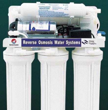 蓝飘尔自动冲洗纯水机ZH-R0-A50-BZH-R0-A50-B