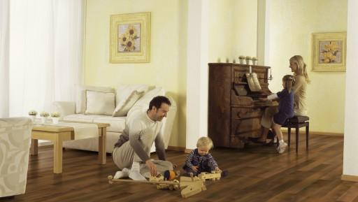 德国科隆世家强化复合地板玛木特系列经典柚木MD经典柚木MD2443