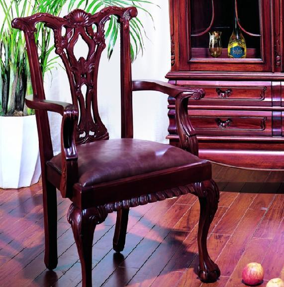 至尊王室雕花椅齐平德尔式SWCH.4ASWCH.4A