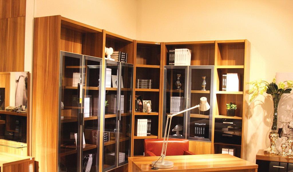 澳玛组合书柜组合书柜