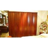 光明卧室家具四门衣柜001-2111-2318