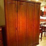光明卧室家具四门衣柜086-2197A-177