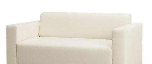 宜家双人克劳伯(自然色)沙发