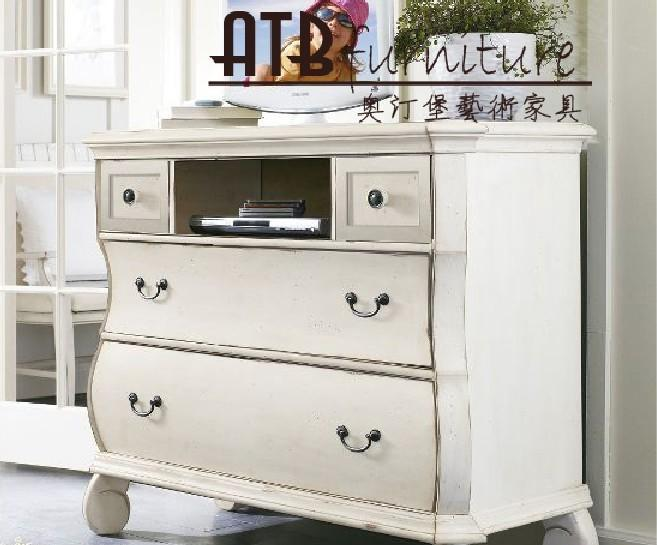 奥汀堡艺术家具克洛伊系列AD717F电视柜AD717F