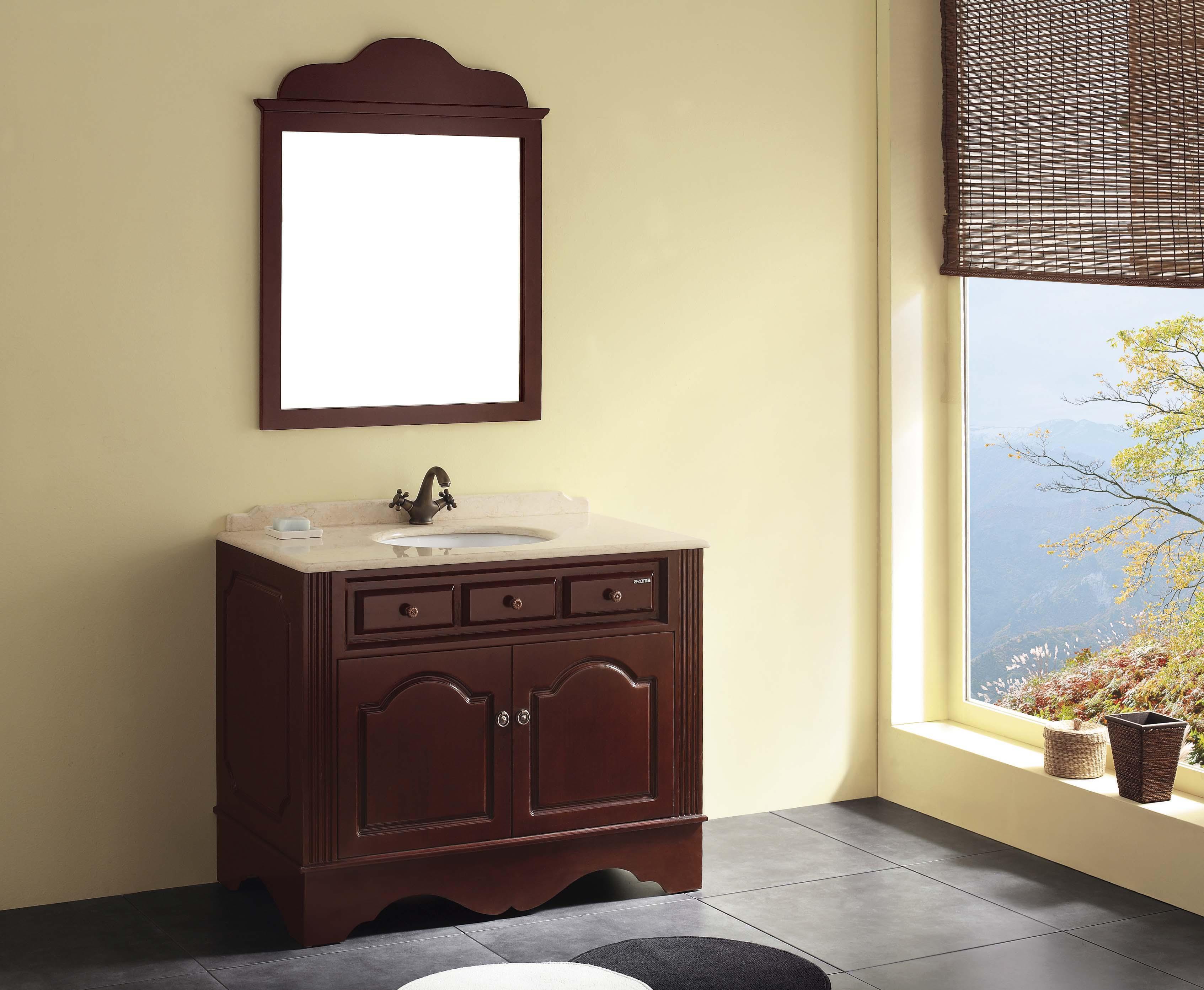 地中海浴室柜AR-A06AR-A06