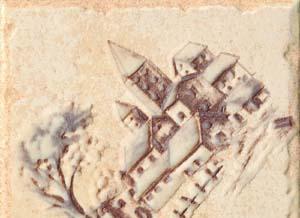 金意陶经典古风KGHC165404D地面釉面砖KGHC165404D
