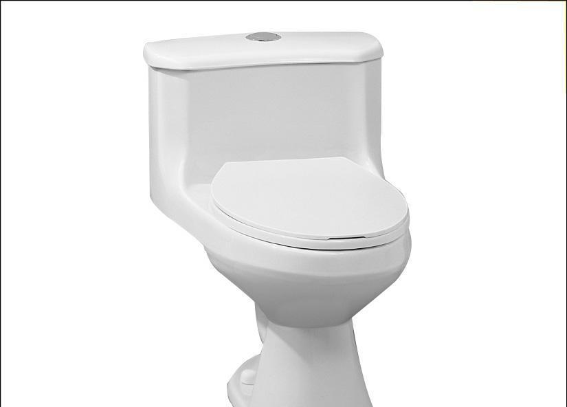 美标连体座厕智家系列加长型CP2082CP-2082