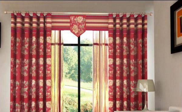 布易窗帘乡村田园系列温暖的优雅温暖的优雅