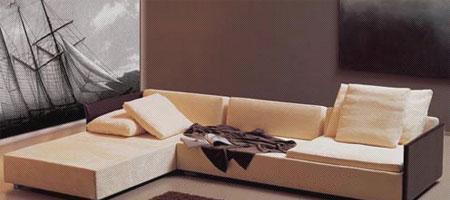 北山家居客厅家具转角沙发1SD814AD1SD814AD