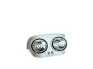 雷士浴霸-双头壁挂式-NVC-BG201