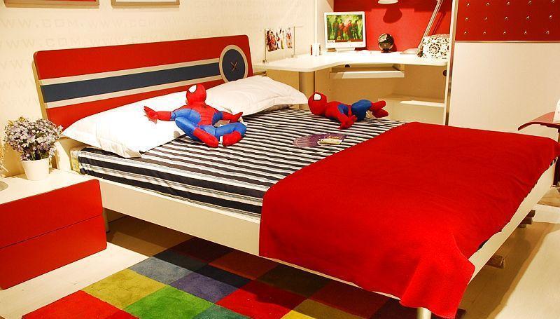 多喜爱儿童家具床 双人床8A27-015-028A27-015-02