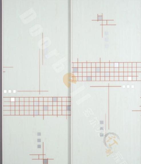 多尔贝丽雅系列LE00066象雅城市壁柜门