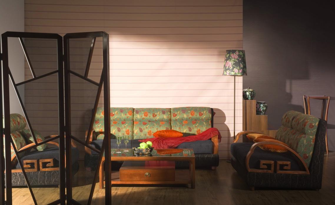 联邦家私京素单人位沙发<br />京素单人位沙发