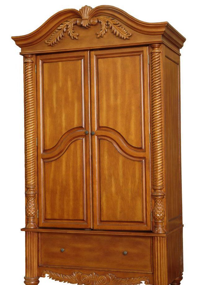 考拉乐两门大衣柜KNIGHT 骑士系列06-700-1-15006-700-1-150