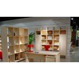 耐特利尔-白枫系列-书房套组GL6101