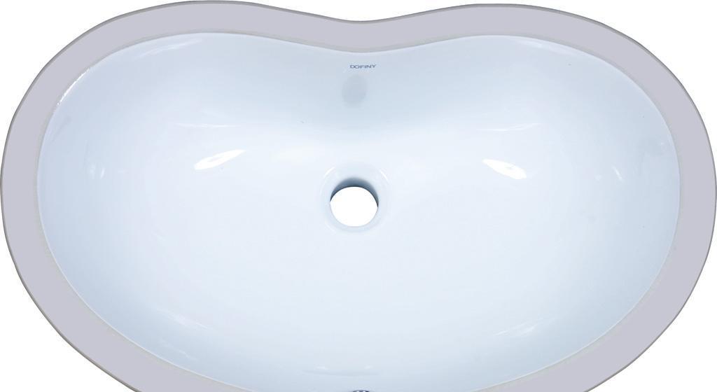 杜菲尼DP3967洗手盆DP3967