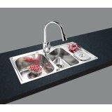 GORLDE优质不锈钢水槽/洗菜池 环保星系列HBS-8