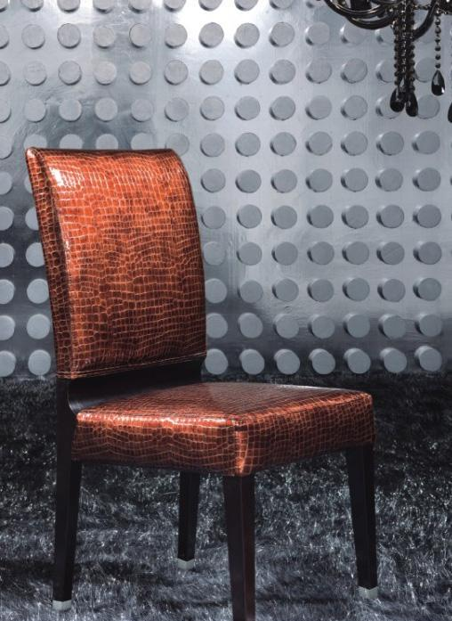 树之语铭爵系列M003餐椅M003