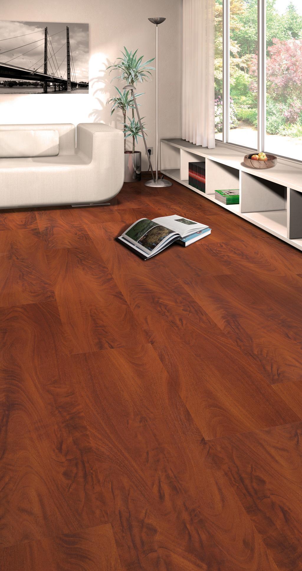 爱格强化地板欧洲经典EMA100科罗拉多红木EMA100