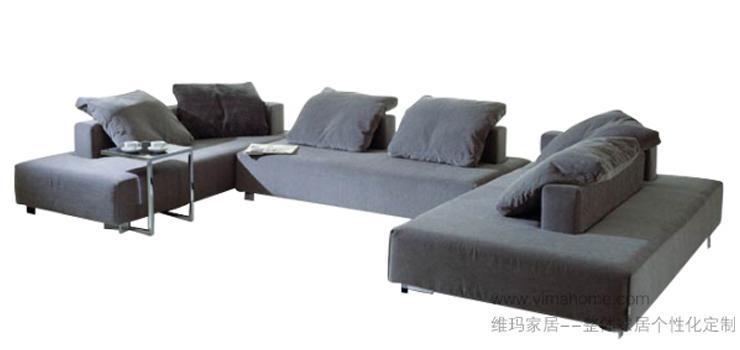 维玛CH090转角沙发CH090