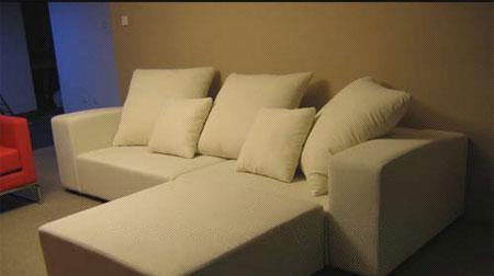 北山家居客厅家具多人沙发1SC010AD-11SC010AD-1