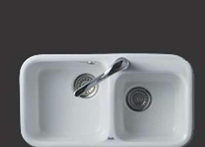 惠达洗涤槽HD3双方槽(带下水)HD3双方槽
