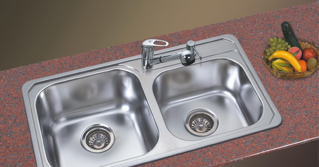 阿发厨房水槽AF7743
