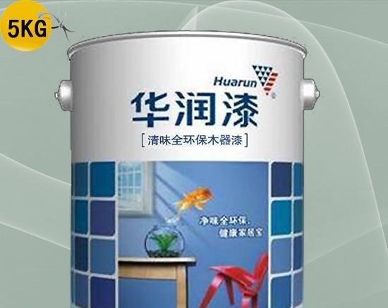 华润清味全环保聚酯清底乳胶漆清味全环保聚酯清底