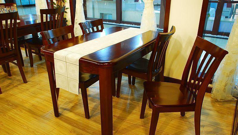 国盛餐厅家具日式餐桌CT35CT35