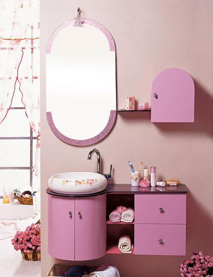 三英浴室柜SYT010系列套装SYT010