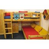 芙莱莎儿童组合床及沙发CINDY113