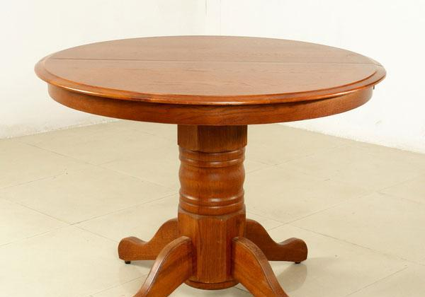 考拉乐橡树森林系列05-200-2-900F圆餐桌05-200-2-900F