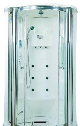 英皇单人整体淋浴房BF371BF371