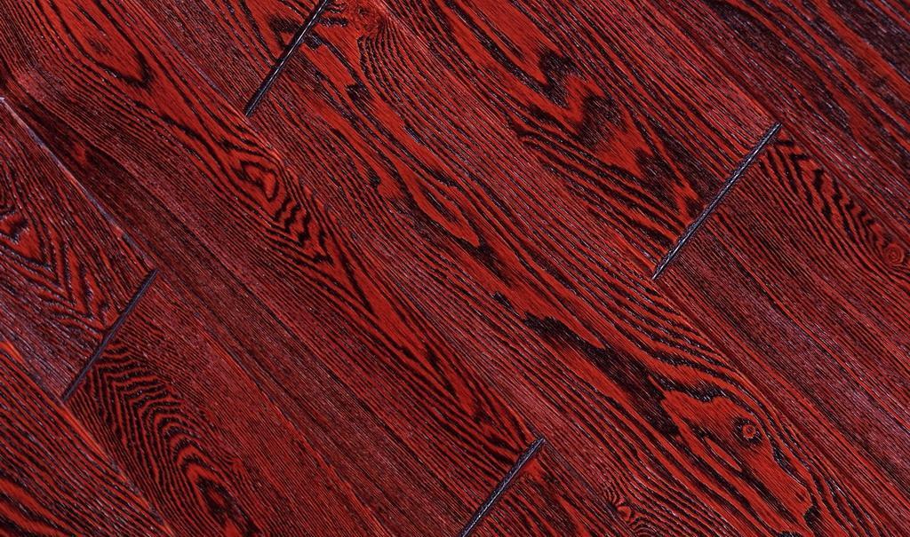 上臣实木地板白腊木系列12-LF-5