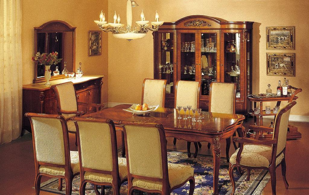 罗浮居餐厅家具奥黛丽系列套餐