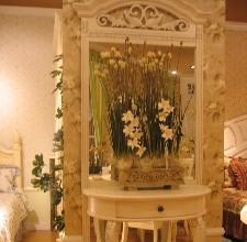 艾芙古典家具-迪玄关/镜子