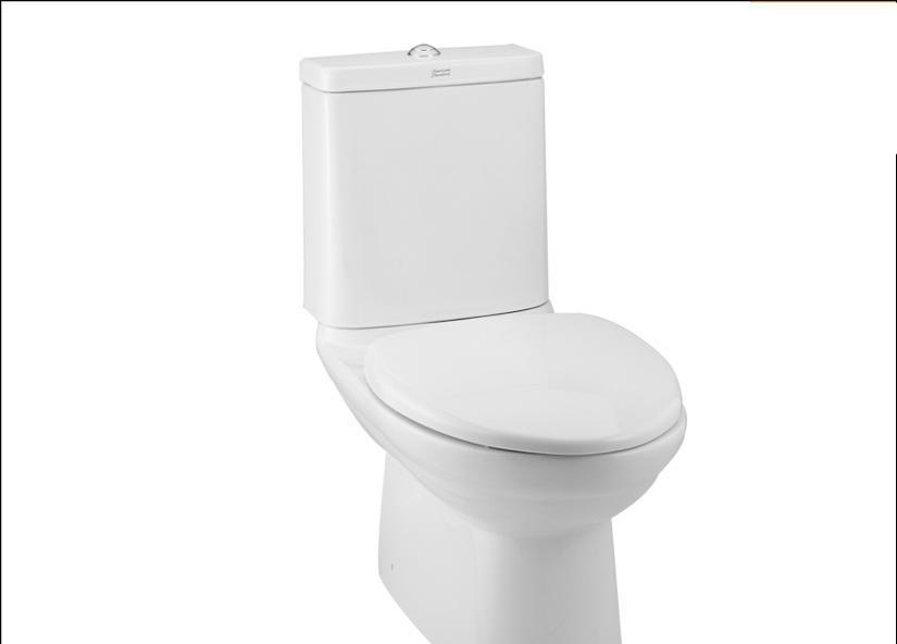 美标分体座厕凯乐诗6升CP-2616CP-2616