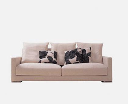 北山家居客厅家具多人沙发1SC250AD-31SC250AD-3