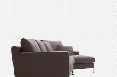 北山家居客厅家具转角沙发1SD060AD-41SD060AD-4