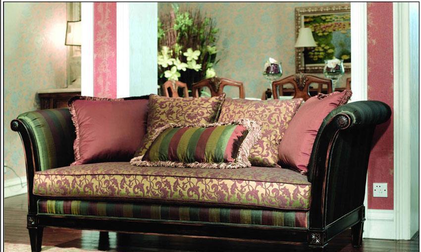 梵思豪宅客厅家具OP5085SF3p沙发OP5085SF3p