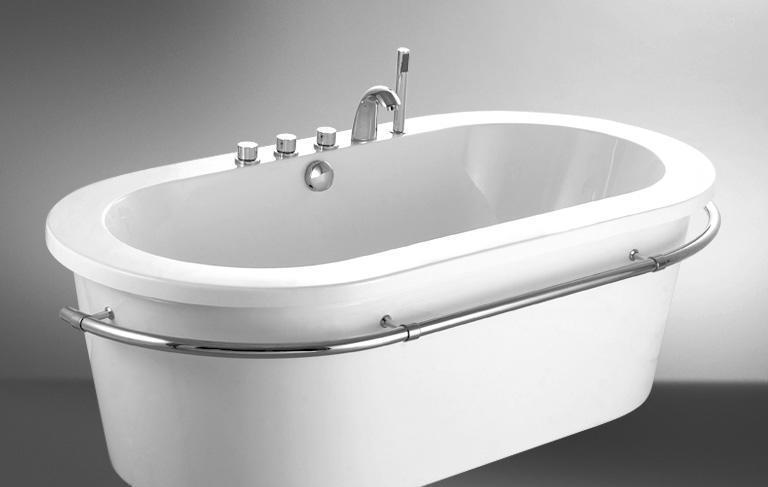 东鹏摩登缸系列BD19D1.75m摩登浴缸BD19D