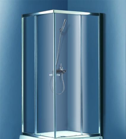 乐家卫浴威尼斯系列正方形淋浴房N00300213N00300213