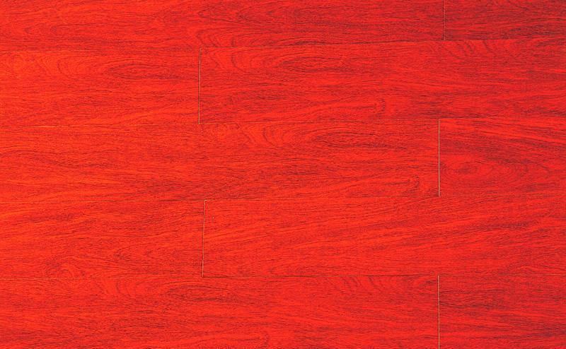 标王亚实木地板非洲柚檀皇B1812B1812