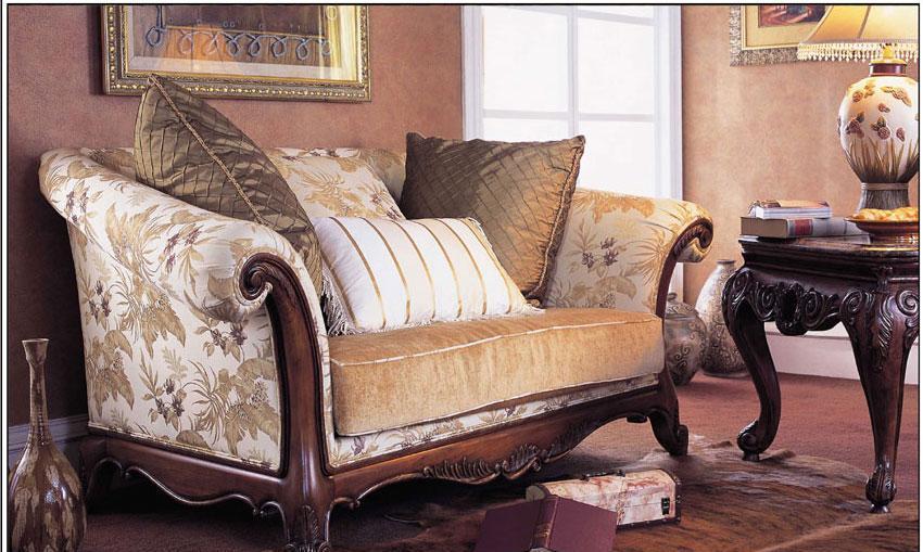 梵思豪宅客厅家具FH5005SF2p沙发FH5005SF2p