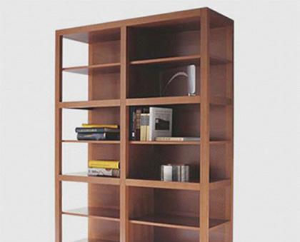 北山家居书房家具书柜2AA012A012AA012A01