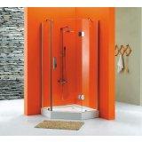 卫欧卫浴玻璃淋浴房VG-528