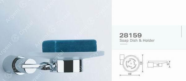 银晶-卫浴浴室挂件-2815928159